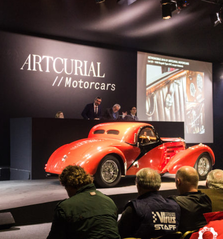 Artcurial Retromobile 2018