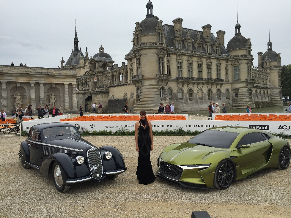 Concours d'Elegance Chantilly-2015