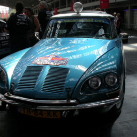 For sale: Classic Citroën DS 23, 1975, Rally Car